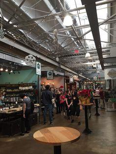 Krog Street Market in Atlanta, GA