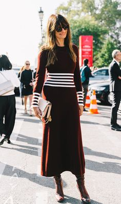The 2017 Way to Wear Your Boots via @WhoWhatWearUK
