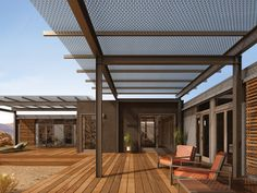 Origin - Blu Homes love the awning