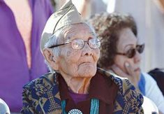White Wolf : At 102, Navajo Family Matriarch Continues to be a Proud Veteran