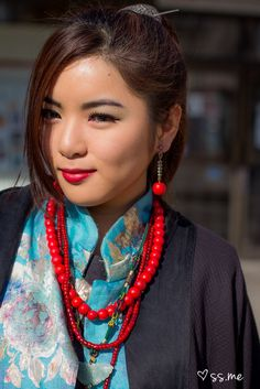 Asian-inspired and lovely at Vancouver Fashion Week