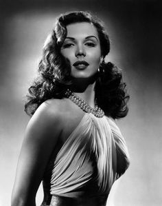 A sultry Ann Miller | Golden Age of Hollywood