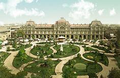 Plaza de Armas 1860