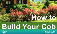 How To Build Your Cob Home, The Easy Way #fit #domek #home #budynek #domy kolby #pokaz slajdów #cob home