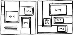 Download this seven photo sketch; Becky Higgins - Creating Keepsakes Creative Sketches, Vol. 2: scrapbook, sketch