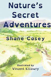 Nature's Secret Adventures by Shane Casey. Review from www.thetbrpile.com (Note the cover is cropped - it's actually square and it's beautiful.) This is a captivating book for children aged 6+. The stories are charming and the illustrations are gorgeous. Don't let the lack of a child put you off reading it. I absolutely loved it.