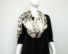 silk scarves made in italy