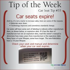 What To Do With Expired Car Seats >> Rear To Forward Facing Car Seats Are You Making The Switch Too