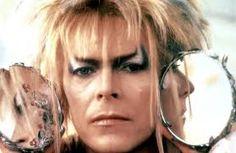 "David Bowie em ""Labirinto"""