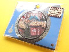 PHOTRIP Sticker Flakes Sack Q-LiA *Cinema (81334)