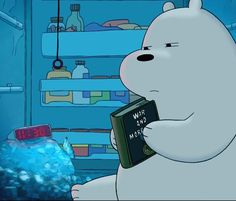 Today's Ice Bear (3)
