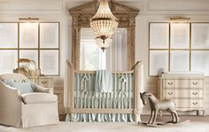 Just beautiful babies room!!