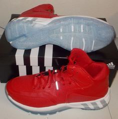 NEW ADIDAS D HOWARD 6 Basketball MENS Red NIB Limited NR #Adidas #Basketball