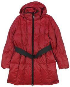 Lauren Ralph Lauren Women's Hooded Down Filled Jacket (Heritage Red) (X-Large) Ralph Lauren. $220.00