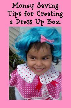 Playing dress up!