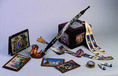 Коллекция предметов декоративно-прикладного искусства   Государственный музей А.С. Пушкина