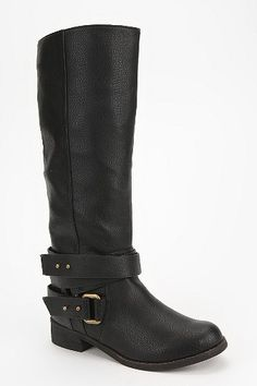 Ecote Multi-Strap Tall Boot from Urban Outfitters