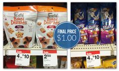 Beneful Baked Delights Dog Snacks, Only $1.00 at Target! Shopping Coupons, Dog Snacks, Pop Tarts, Snack Recipes, Target, Chips, Baking, Food, Snack Mix Recipes