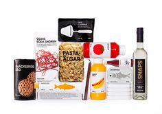 Food packaging from IKEA