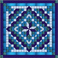 Faceted star quilt Looks dramatic but not complicated Star Quilt Patterns, Star Quilts, Scrappy Quilts, Easy Quilts, Quilt Blocks, Mini Quilts, Colchas Quilting, Quilting Projects, Quilting Designs