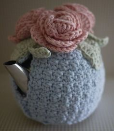 tales from cuckoo land: Griddle Stitch Tea Cosy