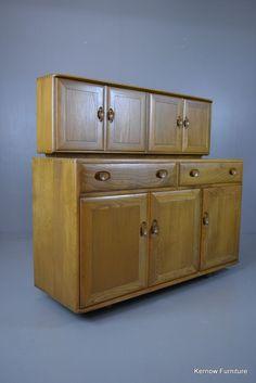Blonde Ercol Sideboard - Kernow Furniture - 11