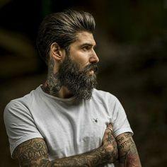 awesome beard .