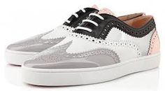 Image result for leather sneaker