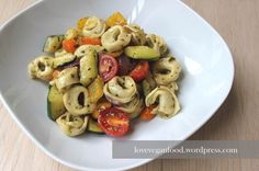 Antipasti Tortellini Salat