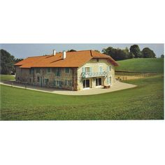 Stud farm, horses property for sale in France, Rhone Alpes, Ain ❤ liked on Polyvore