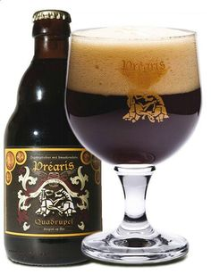 Our Beers – Préaris – Vliegende Paard Brouwers I Like Beer, Best Craft Beers, Chocolate Malt, Beer 101, Alcohol, Dark Beer, Beers Of The World, Belgian Beer, Beer Brands