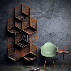 Vlad Oană · Bookshelf · Divisare