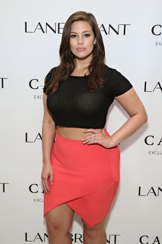 """The model is a regular for Lane Bryant, and has appeared on the cover of Elle Quebec, and in the pages of Vogue, Harper's Bazaar, Glamour, and Latina. She was also featured in Sports Illustrated's annual swimsuit issue in an ad for the online retailer Swimsuits for All, under the tagline """"You've got it. Flaunt it.""""   - MarieClaire.com"""