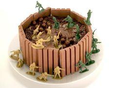 Best 25 Army Birthday Cakes Ideas On Pinterest Army
