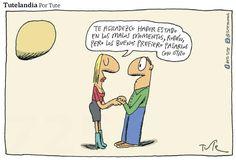 Tute - 26 de mayo Mal Humor, Humor Grafico, Memes, Funny, Peppa Pig, Cactus, Spanish, Cartoons, Gym