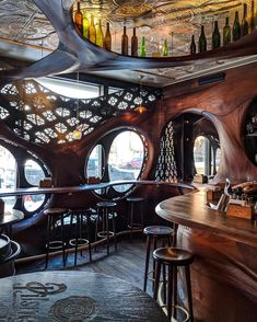 For the second year in a row, Canada's 50 Best Bars have been chosen, ranking Toronto's Bar Raval as the finest cocktail lounge in the country. Toronto Bars, Close Today, Family Day, Cool Bars, Spain Travel, How To Take Photos, Ontario, Interior Architecture, Gazebo