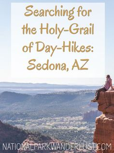 Sedona Arizona has quickly become one of my favorite day-hike destinations. Join me as I seek out the Holy-Grail of Day-Hikes. You won't be disappointed with what Sedona, Arizona has to offer!
