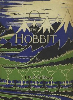 After seeing the film, I need to read the book. I couldn't get into LOTR when I first tried, but maybe I'll be into this one...