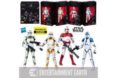 Entertainment Earth Black Friday Deals Star Wars Collection