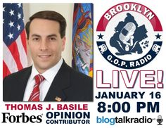 Check out our recent interview with Forbes Contributor Thomas J. Basile!