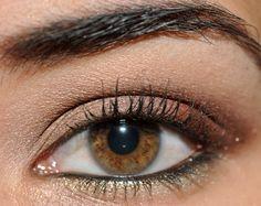 Dark Neutrals: Smoky Brown Eyes