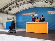 Wahlkampfauftakt CDU Thüringen                            Älter  Wahlkampfauftakt CDU Thüringen 2013: Rede der Parteivorsitzenden, Bundeskanzlerin Angela Merkel, in Ilmenau