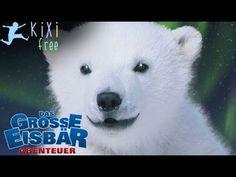Das große Eisbär Abenteuer - Kleiner Eisbär ganz groß (Familienfilm…