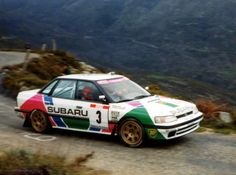 Subaru Legacy RS Chatriot/Perin (1991)