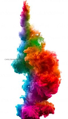 COLOR EXPLOSION on Behance