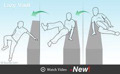 Parkour World | The Next Jump: Learn Parkour I Basic Parkour Moves ( Parkour Training Level Beginner )