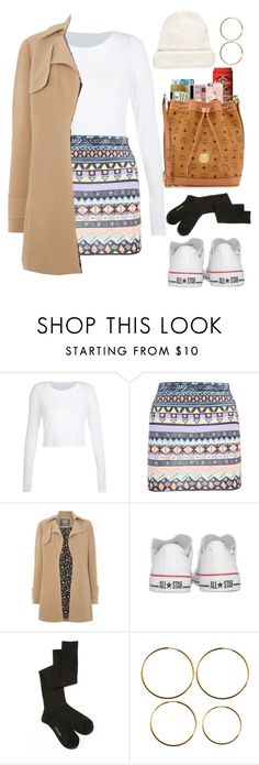 """""""Untitled #365"""" by eduardafrancisca69 ❤ liked on Polyvore featuring Boohoo, Vince Camuto, Converse, tabbisocks, Lucky Star Jewels and Free People"""