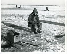 Ever wonder why fish don't freeze underwater in the winter? Here's a great explanation. Ever wonder why fish don't freeze underwater in the winter? Here's a great explanation. Ice Fishing, Fishing Tips, Fishing Photos, Vintage Fishing, Get Outdoors, Natural Resources, New Tricks, Amazing Destinations, Conservation