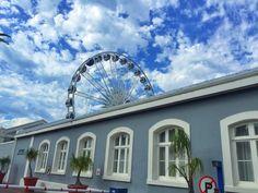 Victoria & Alfred Waterfront in Kapstadt - Vergnügungsmeile im Herzen der Stadt #V&AWaterfront #Kapstadt #Südafrika #traveljunkies