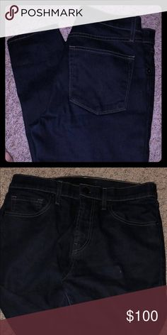 J Brand jeans Basically new, only wore once. Perfect condition, comfy jeans! Jeans says size 32 but fits like a 28. J Brand Jeans Straight Leg